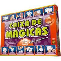 Jogo Caixa De Mágicas Grow - Unissex-Incolor