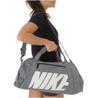 Mala Nike Gym Club 30 Litros - Feminina - Cinza