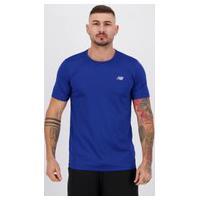 Camiseta New Balance Sport Tech Azul