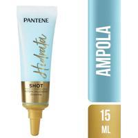 Ampola Pantene Hidratação Shot Potencializador 15Ml