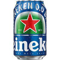 Cerveja Heineken Zero Álcool Lata 350Ml