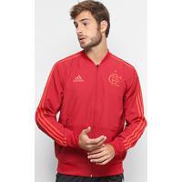 Jaqueta Flamengo Viagem Adidas Masculina - Masculino