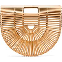 Cult Gaia Clutch 'Ark' - Neutro