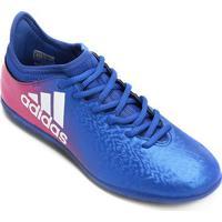 Chuteira Futsal Adidas X 16.3 In - Unissex