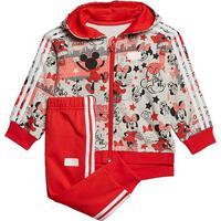 Camisa Adidas Campeon 19 Masculina - Feminino-Cinza+Vermelho