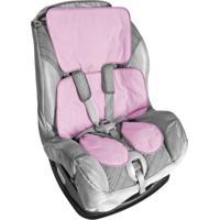 Capa Para Carrinho E Bebê Conforto Incomfral Rosa