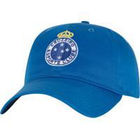 Boné Aba Curva Do Cruzeiro New Era 920 St Unbranded - Strapback - Adulto - Azul