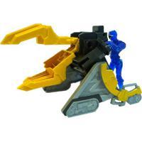 Morfador Lançador Figura Articulada Power Rangers Ninja Steel Ranger Sunny - Unissex-Incolor