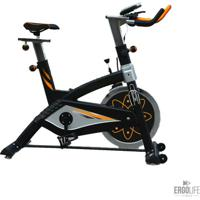 Bicicleta Spining Black- Ergolife - Unissex
