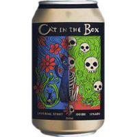 Cerveja Urbana Cat In The Box Imperial Stout Lata - 350Ml