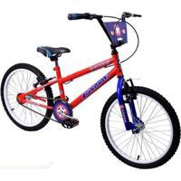 Bicicleta Infantil Aro 20 Garra Captain - Unissex