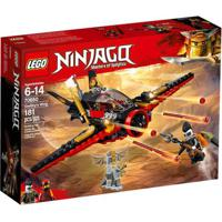 Lego Ninjago - Masters Of Spinjitsu - Asa Do Destino - 70650