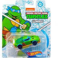 Hot Wheels Tartarugas Ninja Leonardo - Mattel