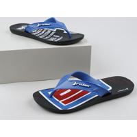 Chinelo Masculino Rider Street Bold Nba Los Angeles Clippers Preto
