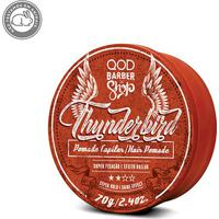 Pomada Capilar Qod Barber Shop Thunderbird 70G - Masculino-Incolor