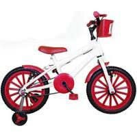Bicicleta Infantil Aro 16 - Feminino