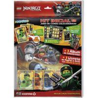 Jogo De Cartas - Starter Pack - Lego Ninjago - Masters Of Spinjitzu - Copag