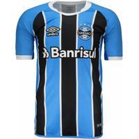 Camisa Umbro Grêmio I 2017 - Masculino