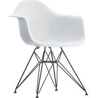 Poltrona Eames Dar Com Braço- Branca- 82X44X63Cmor Design