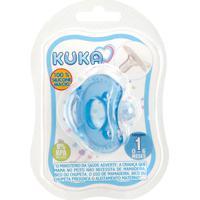 Chupeta Kuka Soft Comfort Azul Fase 1 1 Unidade