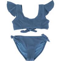 Duskii Girl - Azul