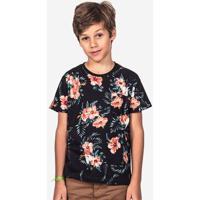 Camiseta Hermoso Compadre Estampada Niños Masculina - Masculino