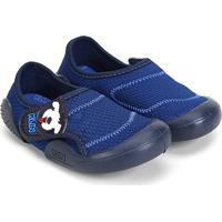 Sapato Infantil Klin New Confort Masculino - Masculino-Azul+Marinho