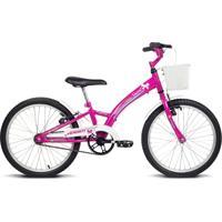 Bicicleta Verden Smart - Aro 20 - Sem Marchas Pink