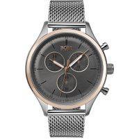 Relógio Hugo Boss Masculino Aço Cinza - 1513549