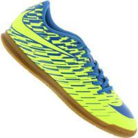 920335e51a Chuteira Futsal Nike Bravata X Ii Ic - Adulto - Verde Cla Azul