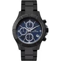 ... Relógio Feminino Technos Js15Fl 4A Aço - Feminino-Preto 0ba588c3d6