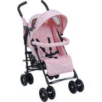 Carrinho De Bebê De Passeio Burigotto X-Treme Ibiza Rosa