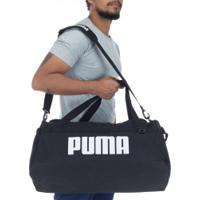 Mala Puma Challenger Mo - Preto