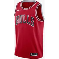 Regata Nike Chicago Bulls Icon Edition Swingman Masculina