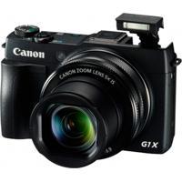 Câmera Digital Canon G1X Mark Ii 12Mp/5X/ Wi-Fi/Full Hd