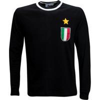 Netshoes  Camisa Liga Retrô Zoff 1973 - Masculino c9067f22ba96c
