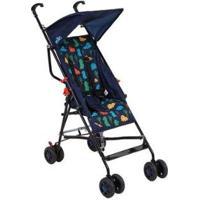 Carrinho De Bebê Stillo 0 A 15Kg - Unissex-Azul