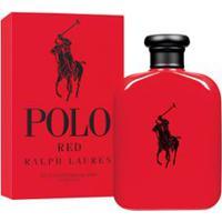 Perfume Polo Red Ralph Lauren Masculino Eau De Toilette 200Ml