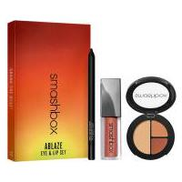 Kit Smashbox Ablaze Eye & Lip Set
