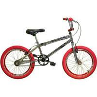 Bicicleta Cross Bmx Aro 20 - Unissex