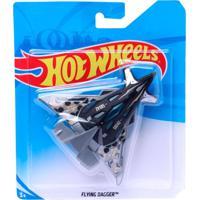 Avião Hot Wheels Skybusters Flying Dagger - Mattel
