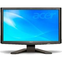 Monitor Acer X183H Lcd 18.5'' Widescreen 1366X768 Brilho 250 Cd/M2 Relação De Contraste 10000:1