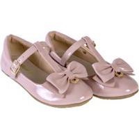 Sapato Infantil Show Rosa Sorvete - Baby Passo - 25