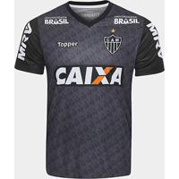 Camisa Atlético-Mg Treino 2018 Topper Masculina - Masculino