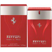 Perfume Ferrari Man In Red Masculino Eau De Toilette 50Ml