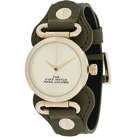 Marc Jacobs Watches Relógio Redondo - Dourado