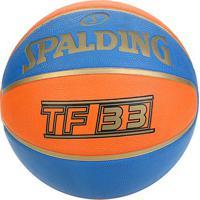 Bola De Baquete Spalding Tf-33 Tam. 6 - Unissex