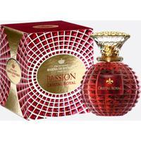 Perfume Feminino Cristal Royal Passion Marina De Bourbon - Eau De Parfum 100Ml