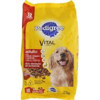 Racão Pedigree Vital Pro 2 Carne Frangos E Cereais 1Kg
