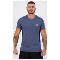 Camiseta Adidas Own The Run Marinho